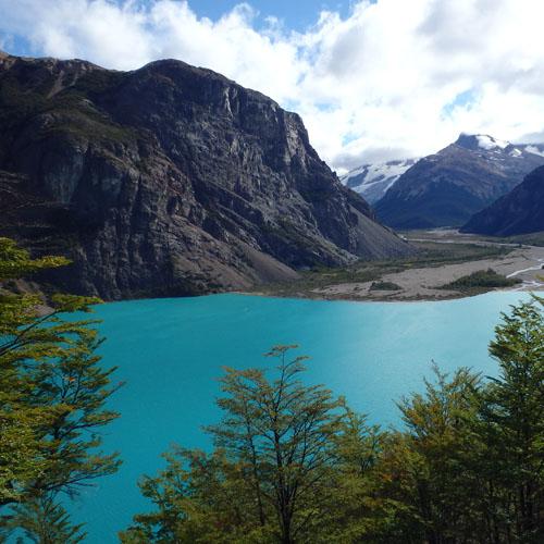 Trekking Jeinimeni and Patagonia Park