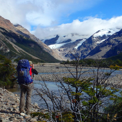 Trekking Highlight Patagonia