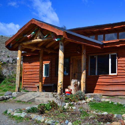 Refugio y Camping Cerro Castillo